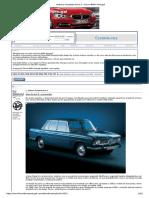 História Completa Serie 5 - Fórum BMW Portugal