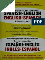 974046bd8b The University of Chicago Spanish dictionary Spanish-English, E.pdf | Word  | Translations