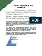 Organización empresarial y su dinámica.docx