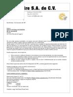 Carta de Presentacion 13-12-07