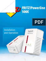 FRITZ Powerline 500E En