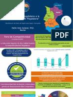 Presentación de Unimagdalena en el Foro de Competitividad