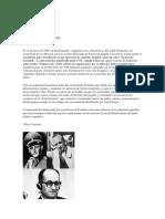 ---El 11 de mayo de 1960, en San Fernando, Argentina; el ex oficial de las SS Adolf Eichmann.docx