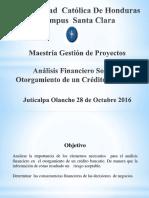 Presentacion de Investigacion Analisis Financiero