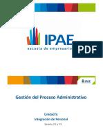 IPAE Integracion Personal