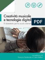 Stefano Luca - Creativita Musicale E Tecnologie Digitali