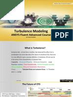 Turbulence Modeling - Beta