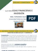 Estrategis Financieras e Inversion Parte i