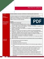 Guía de Proyecto - S1