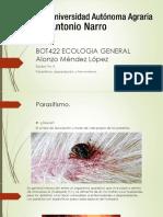 Bot422 Ecologia General Parasitismo