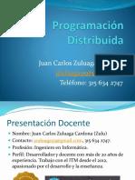 Programacion Distribuida - Presentacion Del Curso