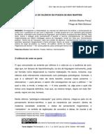 2013 - A questão do silêncio na poesia de Max Martins (Texto Digital).pdf