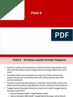 PSAK 8 Peristiwa Setelah Tanggal Neraca IAS 10 15122016