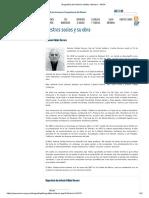 Biografía de Antonio Valdez Herrera - SACM