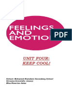 Feelings and Emotions Detailed Lesson Plans