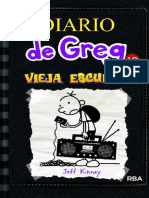 #10 Diario de Greg Vieja Escuela