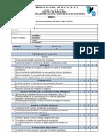Formato de Evaluacion de Informe de Tesis