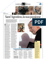 VIAN, Gian Maria. Sant'Agostino, La Sua Passione