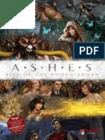 A.S.H.E.S. rulebook