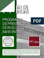 Ppra Programa de Prevenção de Risco Ambientais
