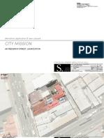City Mission car park plans