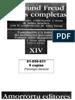 01050031 Freud - Los Que Fracasan Cuando Triunfan