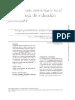 SUB Bozu Zoia El Profesorado Universitario Novel y Su Proceso de Inducción Profesional-Copiado
