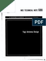 1976VIEZBICKE Yagi Antenna Design