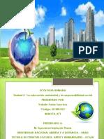 Ecologia Humana Unidad 3