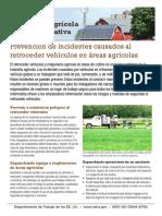 Osha  de seguridad agricola