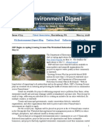 PA Environment Digest May 14, 2018