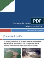 Lixiviados en Rellenos Sanitarios (1).ppt