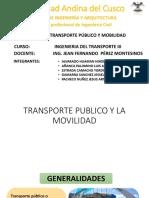 Transporte Publico y Movilidad Expo Trns 3