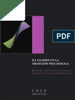La validez en la medición psicológica (2).pdf