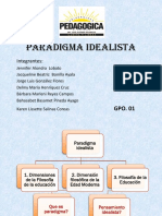 PARADIGMA IDEALISTA (1)