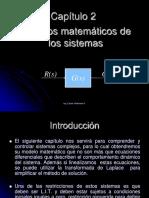 Modelos Matemáticos de Los Sistemas