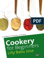 Cookery for Beginners - Lilly Babu Jose