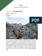 Drechos Sobre La Tierra y La Pobreza I
