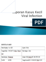 PPT Case Kecil Viral Infection