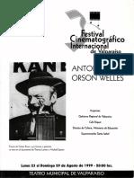 antologíaOrsonWelles