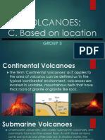 Volcanoes Report
