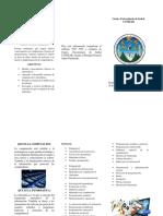 Panfleto Universidad