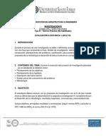 Ev. Distancia Investigación III-1-2018