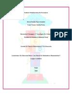 Unidad II Distribuciones de Frecuencia