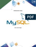 Introduccion Mysql