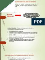 EL REGIMEN ACTUAL DEL PRESIDENCIALISMO POWER.pptx