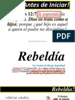 La Rebeldia