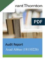 Asad Abbas (18110226)