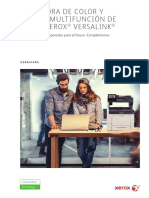 Impresora de Color Xerox VersaLink C400 Tutu