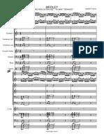 Medley Ségio Lopes Grade - Score and Parts